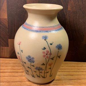 Glazed Vase by Jo Kuback Smithers British Columbia
